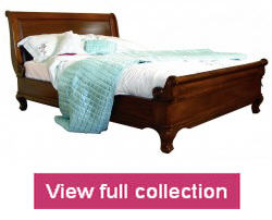 Low End Sleigh Bed